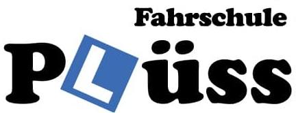 Fahrschule Plüss Logo
